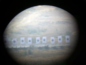 DRALL longshot Target